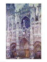 Rouen Cathedral Fine-Art Print