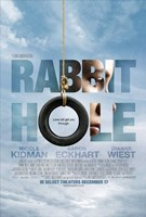 Rabbit Hole Wall Poster