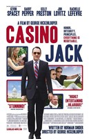 Casino Jack Wall Poster
