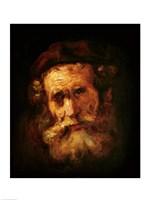 A Rabbi Fine-Art Print