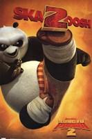 Kung Fu Panda 2 - Panda Bear Wall Poster