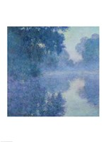 Branch of the Seine near Giverny, 1897 Fine-Art Print