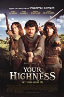Your Highness Wall Poster