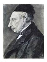 Portrait of the Artist's Grandfather, 1881 Fine-Art Print