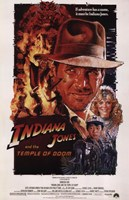 Indiana Jones and the Temple of Doom Fine-Art Print