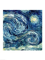 The Starry Night, June 1889 Fine-Art Print