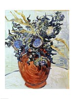 Still Life with Thistles, 1890 Fine-Art Print