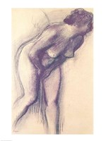 Female Standing Nude Fine-Art Print