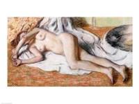 Reclining Nude Fine-Art Print