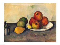 Still life with Apples, c.1890 Fine-Art Print
