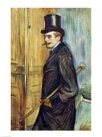 Louis Pascal, 1891 Fine-Art Print