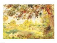 Spring Landscape Fine-Art Print