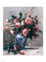 Vase of Roses Fine-Art Print