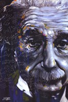 It's All Relative (Einstein) Fine-Art Print