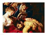 Samson and Delilah Fine-Art Print