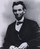 Abraham Lincoln Portrait 1865 Fine-Art Print