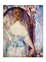 Woman Before a Mirror Fine-Art Print