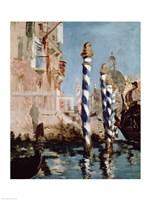 Grand Canal, Venice, 1875 Fine-Art Print