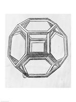 Polyhedron Fine-Art Print