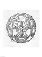 Icosahedron Fine-Art Print