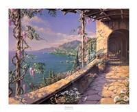 Mediterranean Villa Fine-Art Print