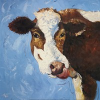 Cow #303 Fine-Art Print