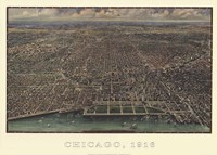 Chicago 1916 Fine-Art Print