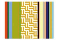 Striped Key Fine-Art Print