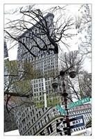 Flatiron Collage Fine-Art Print