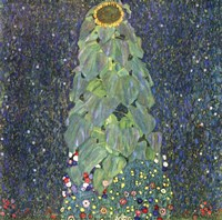 The Sunflower, c. 1906-1907 Fine-Art Print