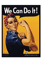 We Can Do It! Fine-Art Print