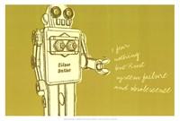 Lunastrella Robot No. 1 Fine-Art Print