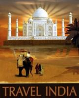 Travel India Fine-Art Print