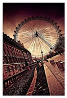 London Eye Fine-Art Print