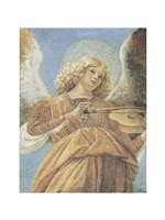 Angel with Violin Fine-Art Print