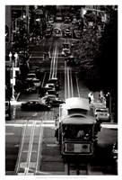 Streets of San Francisco Fine-Art Print