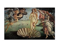 The Birth of Venus Fine-Art Print