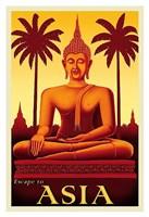 Escape to Asia Fine-Art Print