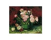 Roses and Peonies, 1886 Fine-Art Print