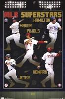 MLB - Superstars 11 Wall Poster