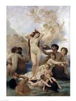 The Birth of Venus, 1879 Fine-Art Print