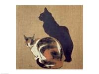 Poster advertising 'Pure Sterilised Milk from La Vingeanne' Fine-Art Print