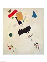 Suprematist Composition No.56 Fine-Art Print