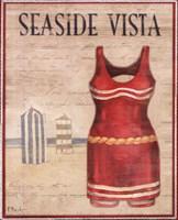 Seaside Vista - mini Fine-Art Print