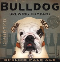 Bulldog Brewing Fine-Art Print