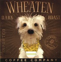Wheaten Dark Roast Fine-Art Print
