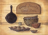 Good Friends Fine-Art Print