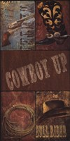 Cowboy Up Fine-Art Print