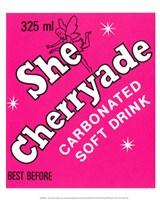 She Cherryade Fine-Art Print