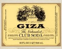 Giza Club Soda Fine-Art Print